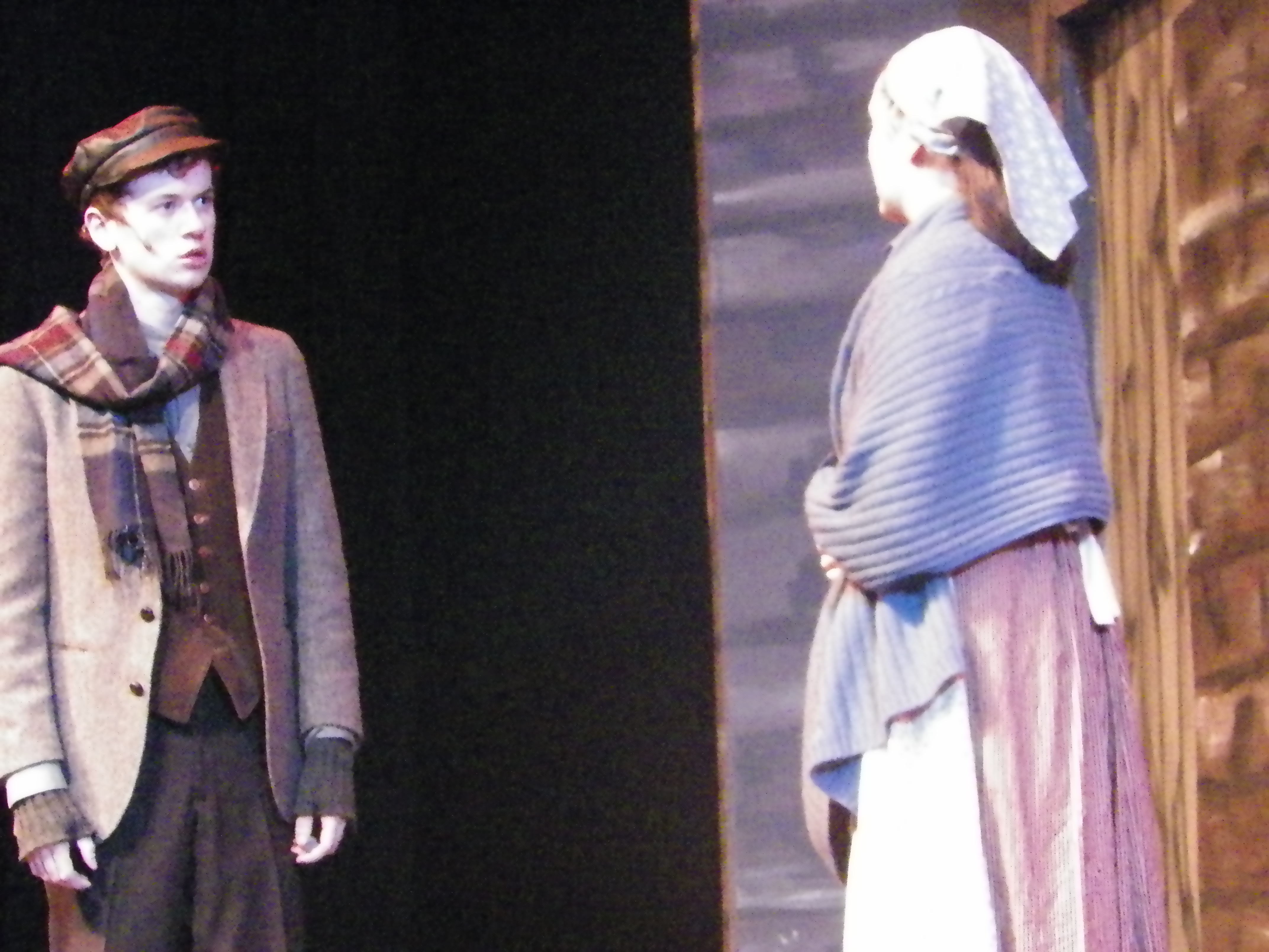"Fiddler on the Roof"" Comes to AHS – The Warrior Weekly"
