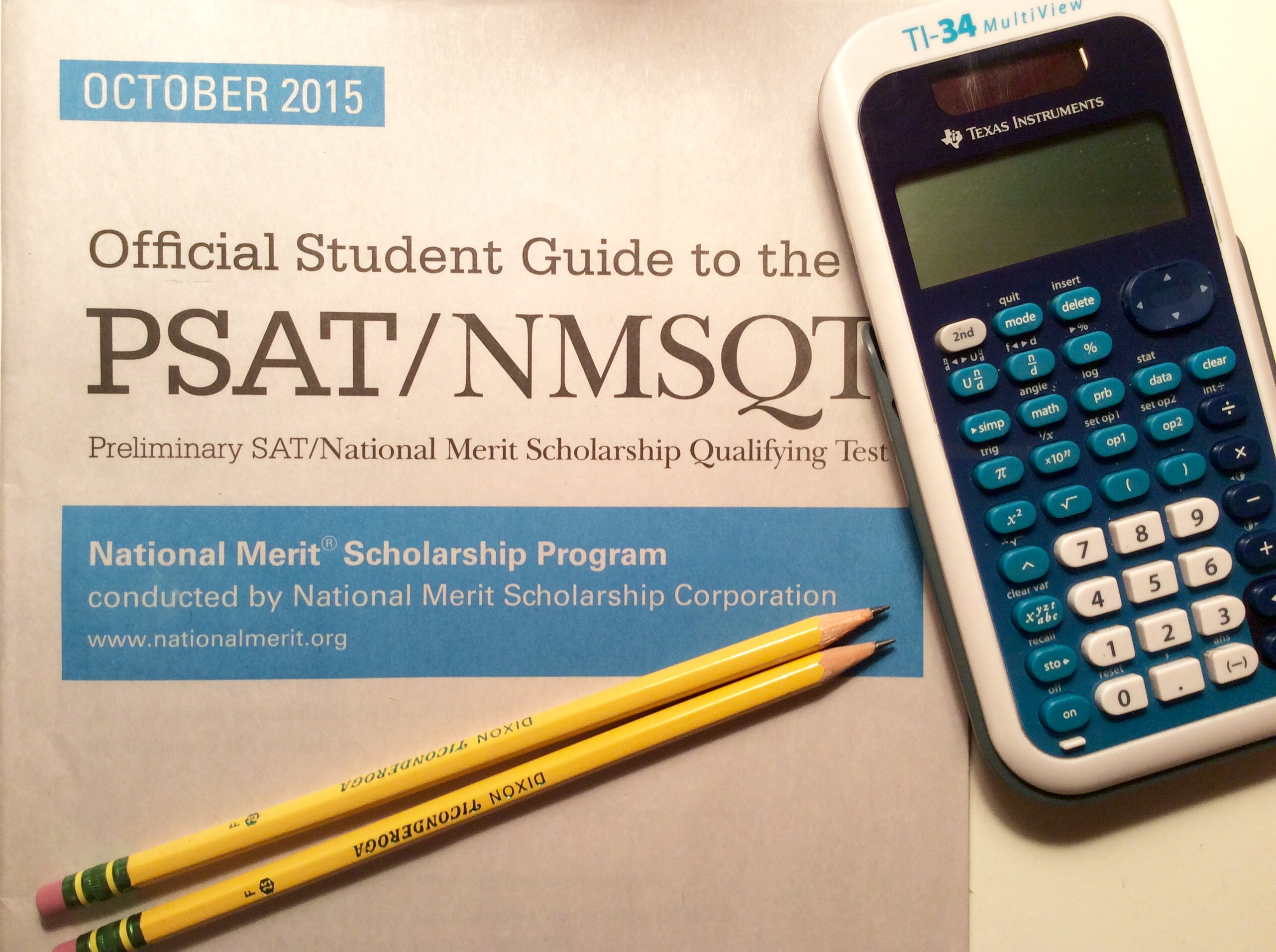 psat changed to wednesday the warrior weekly